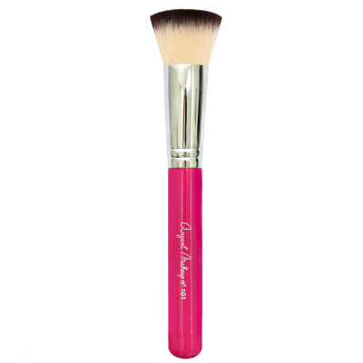 Flat Top Brush nº101 Girly